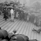 Week 47: Foreign Correspondent (1940), James Bond, and Tonsillitis.